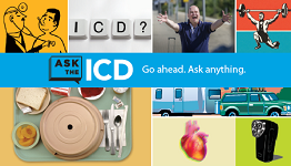 Ask the ICD Illustration